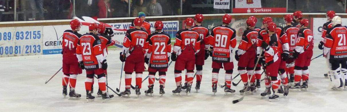 Klostersee Eishockey