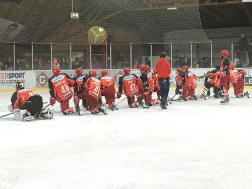 EHC Klostersee vs EHV Schönheide