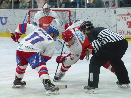 ehc klostersee vs selber wölfe