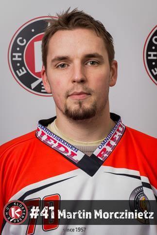 #41 Martin Morczinietz